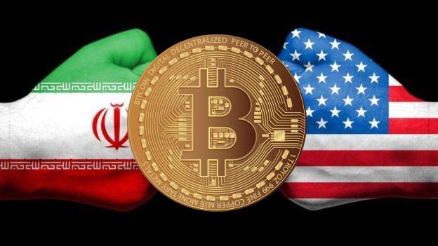 انفجار قیمت بیت کوین در صورت جنگ ایران و آمریکا!