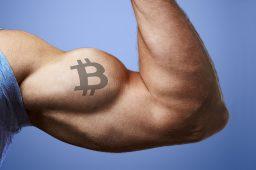 ادامه افزایش قیمت بیت کوین