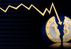 کاهش-قیمت-بیتکوین